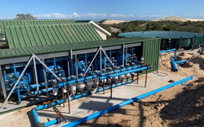 Desalination Project awarded to QFS