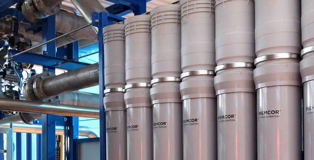 Memcor's CPII Ultrafiltration facilitate client savings